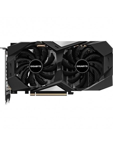 Gigabyte GV-N2060D6-6GD tarjeta gráfica NVIDIA GeForce RTX 2060 6 GB GDDR6